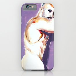 The Strength of Jason iPhone Case