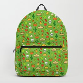 Viva Mexico - Cute Pattern Backpack