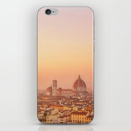 Under The Tuscan Sun - Florence iPhone Skin