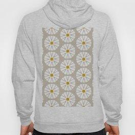 Botanical Daisies Minimal Pattern - #03 Hoody