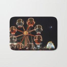 Boardwalk Ferris Wheel Bath Mat