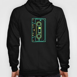 Retro Cassette 80s 90s Disco Party Hoody