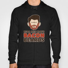Bacon Beard (men's version) Hoody
