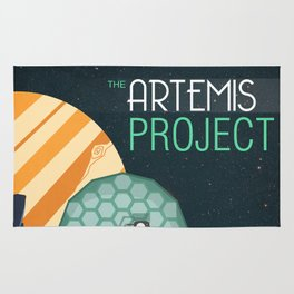 The Artemis Project Rug