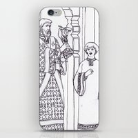 christian iPhone & iPod Skins featuring Christian service by Shelby Claire