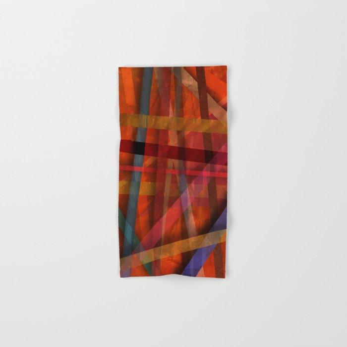 Abstract #466 Hand & Bath Towel