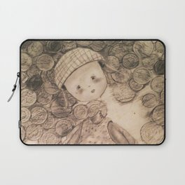 Off to War Laptop Sleeve