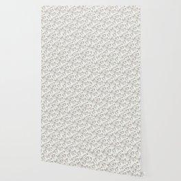 Skulls Pattern Wallpaper