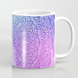Northern Lights Beautiful colorful mandala Sophisticated ornament Coffee Mug