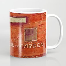 Lawn and Garden Shop, Norway, ME Mug