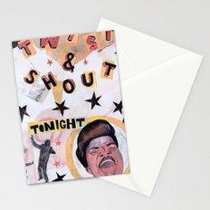 Twist & Shout! Stationery Cards