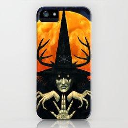Autumn Conjurer iPhone Case