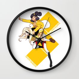livNPC - Finale - Flora and Simon Wall Clock