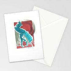 Capoeira 434 Stationery Cards