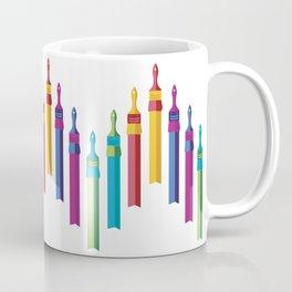 Color Your World Coffee Mug