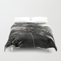coconut wishes Duvet Covers featuring Coconut! by Chandon Photography