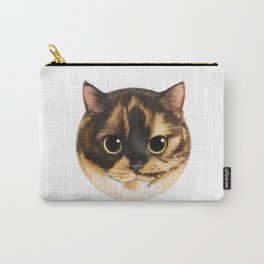 Round Cat - Lang Carry-All Pouch