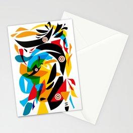 pajaros Stationery Cards