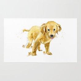 Happy Pup Rug