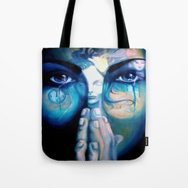 The dreams in which I'm dyin Tote Bag