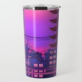 Tokyo Day Travel Mug