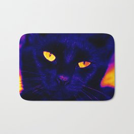 Ink Electricfied Bath Mat