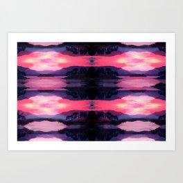 Valle Art Print