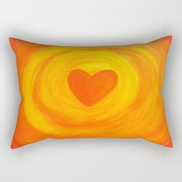 I  Embrace MY LOVE Rectangular Pillow