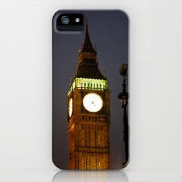 Big Ben Clock iPhone Case