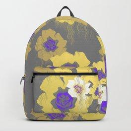Floral Abundance Backpack