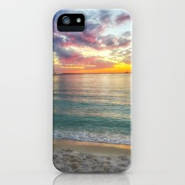Kaleidoscope Sunset iPhone Case