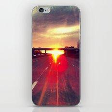 Highway to Heaven iPhone & iPod Skin