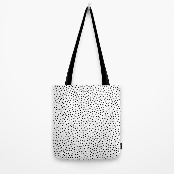 Dots.. Tote Bag