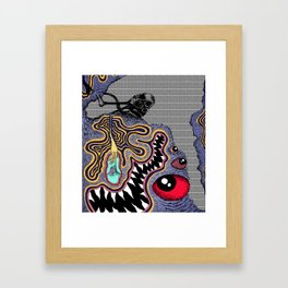 It Was Only a Nightmare Framed Art Print