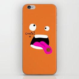 Cookie? iPhone Skin
