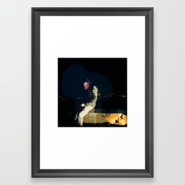 Packer  Framed Art Print