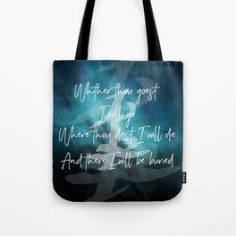 The Oath Tote Bag
