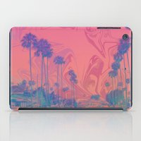 california iPad Cases featuring California by Calepotts