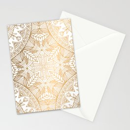 INDIAN SARI Stationery Cards