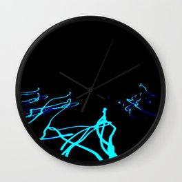 line design II Wall Clock