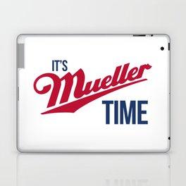 Mueller Time Laptop & iPad Skin