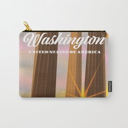 Washington United States of America Carry-All Pouch