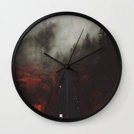Coexist Wall Clock