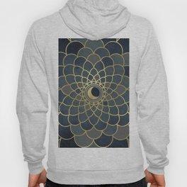 Mystical Moon Mandala Hoody