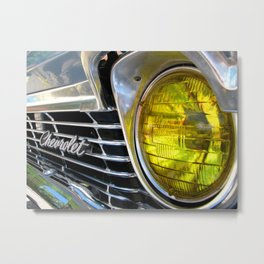 Chevy To The Levy II Metal Print