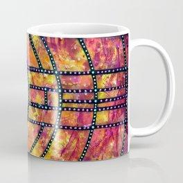 Split Sunrise Coffee Mug