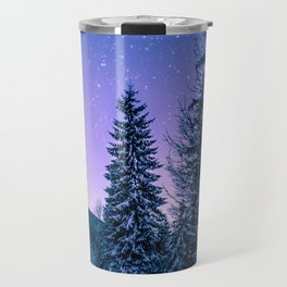 Chilly Conifers Travel Mug
