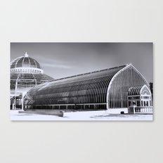 Como Conservatory Canvas Print