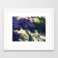 vertigo Framed Art Prints featuring Vertigo by Irina Wardas
