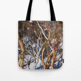 Snow Gums Tote Bag